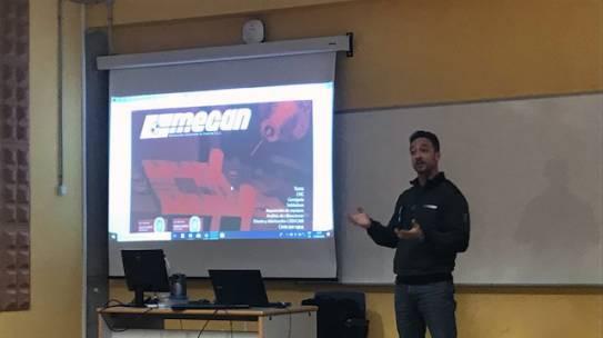 Conferencia «Primera jornada Técnica de Ingeniería» – ULL