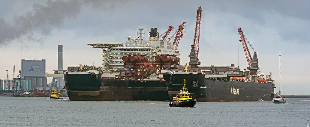 Mecan realiza trabajos de mecanizado para el barco Pioneer Spirit